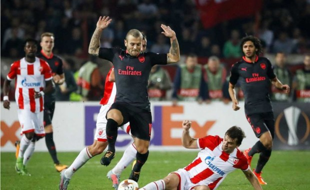 Jack Wilshere - Football Hitz