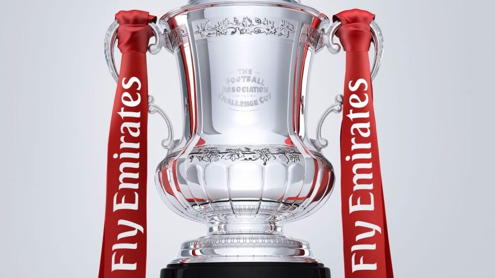 All the national 2019/20 FA Cup, FA Trophy and FA Vase draws and fixtures