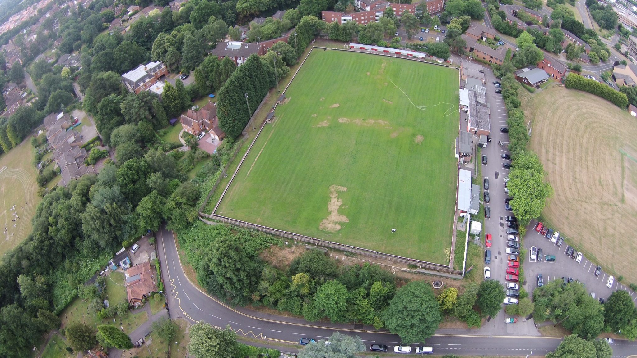 Bracknell Town ground share confirmed – Bracknell News reports