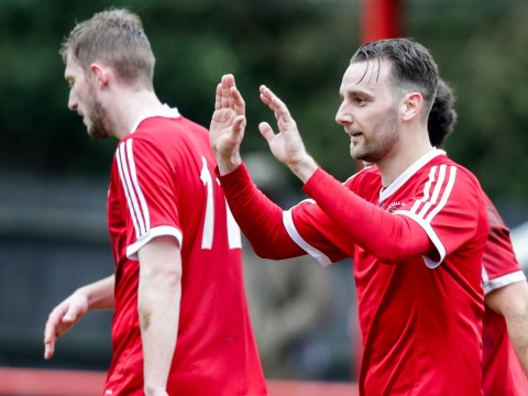 Cornell hat trick for Bracknell Town FC and all today's results