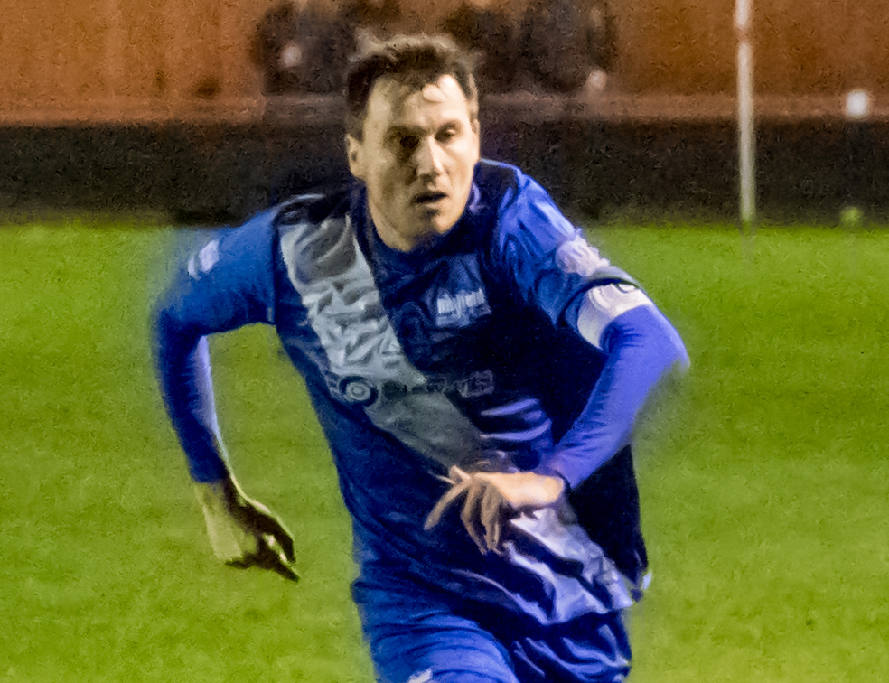 Carl Withers is the latest signing at Bracknell Town