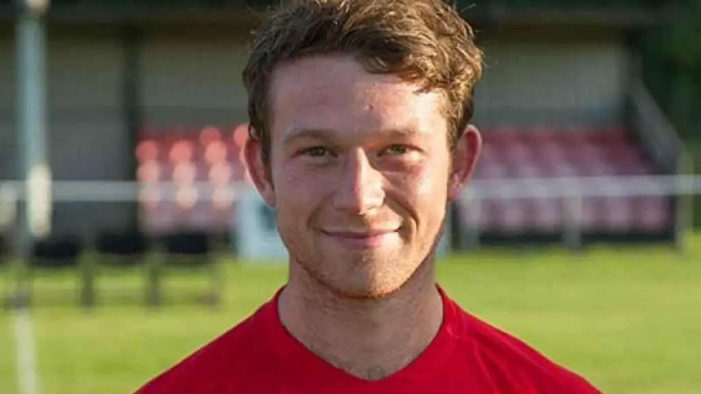 Danny Horscroft. Photo: Colin Byers.