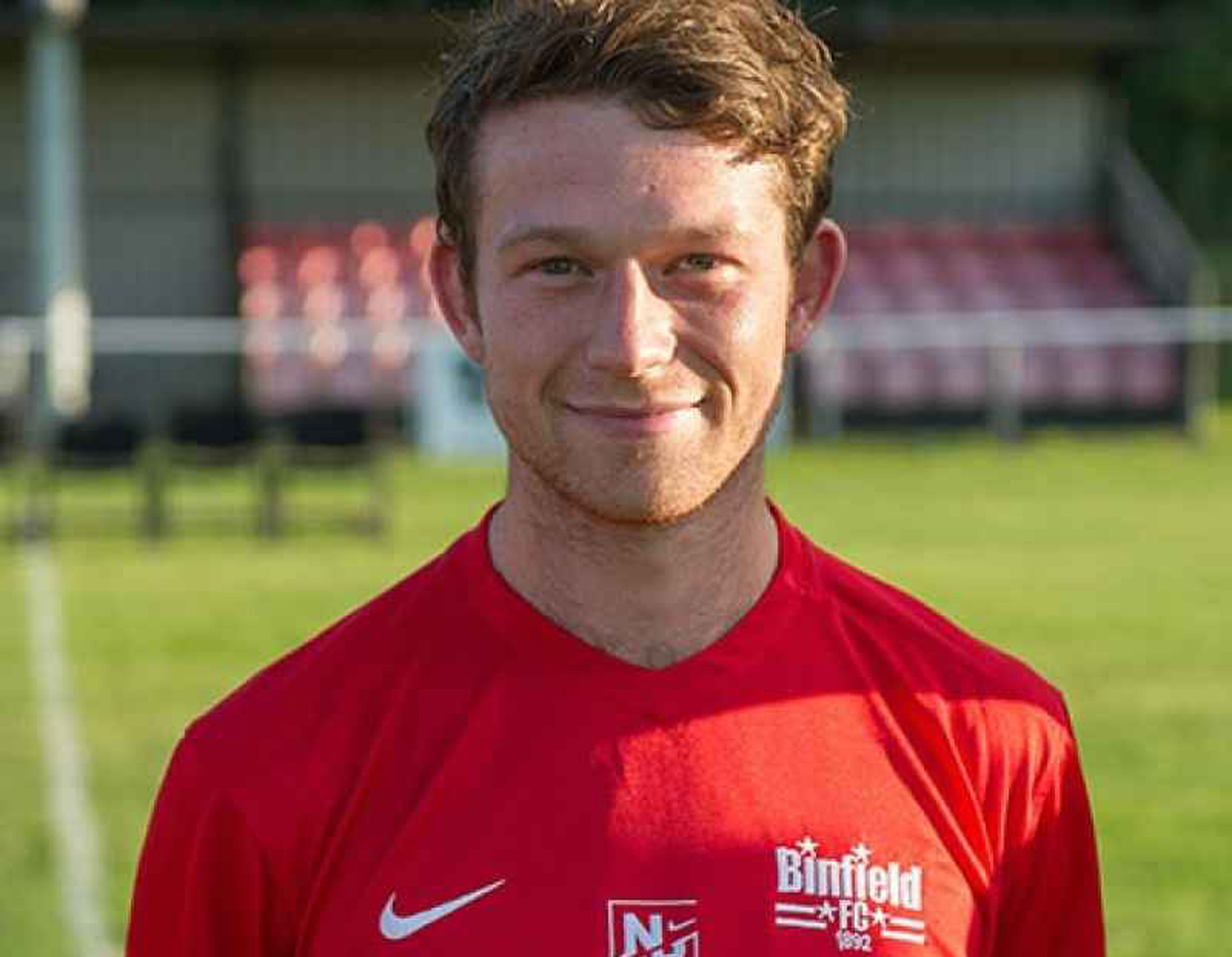 Danny Horscroft signs for Sandhurst Town and all the Combined Counties player registrations 7/11/2018 to 14/11/2018