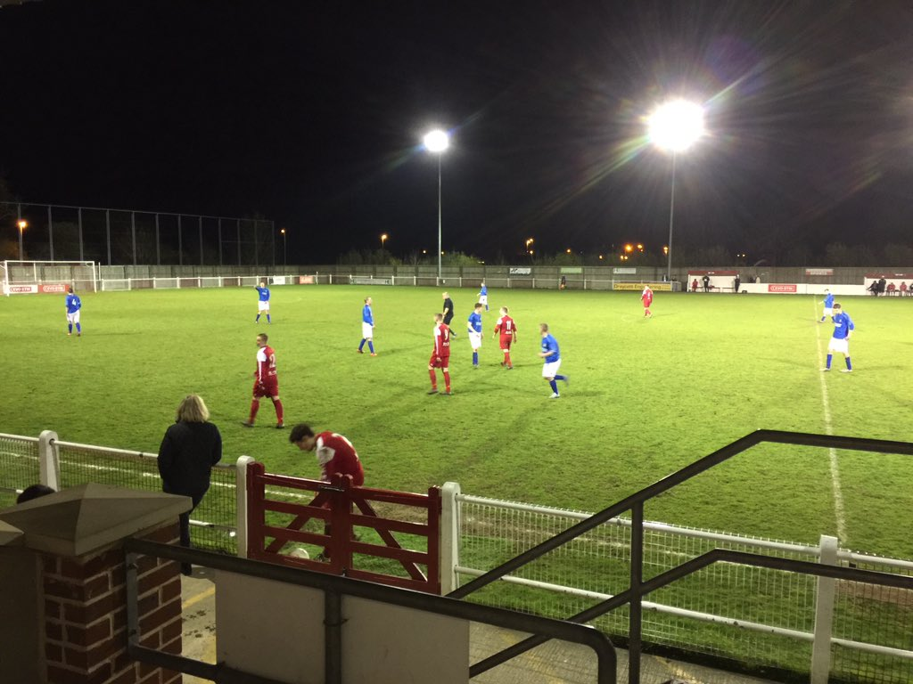 Supplementary Cup: Bracknell Town draw Didcot Town Reserves
