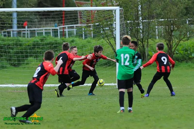 Eldon Celtic under 11s 1