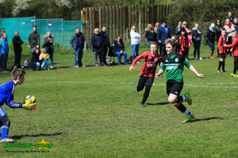Eldon Celtic under 11s 3