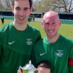 Finchampstead Athletic Reserves vs Whitegrove: Junior Sunday League Cup Final