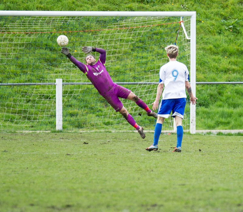 Binfield view: below par Moles well beaten at Brimscombe
