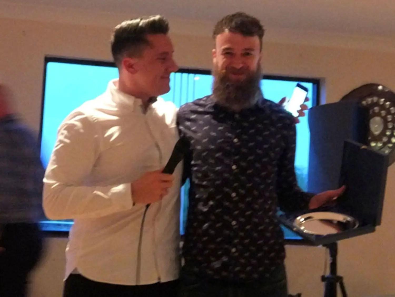 Binfield end of season award winners announced