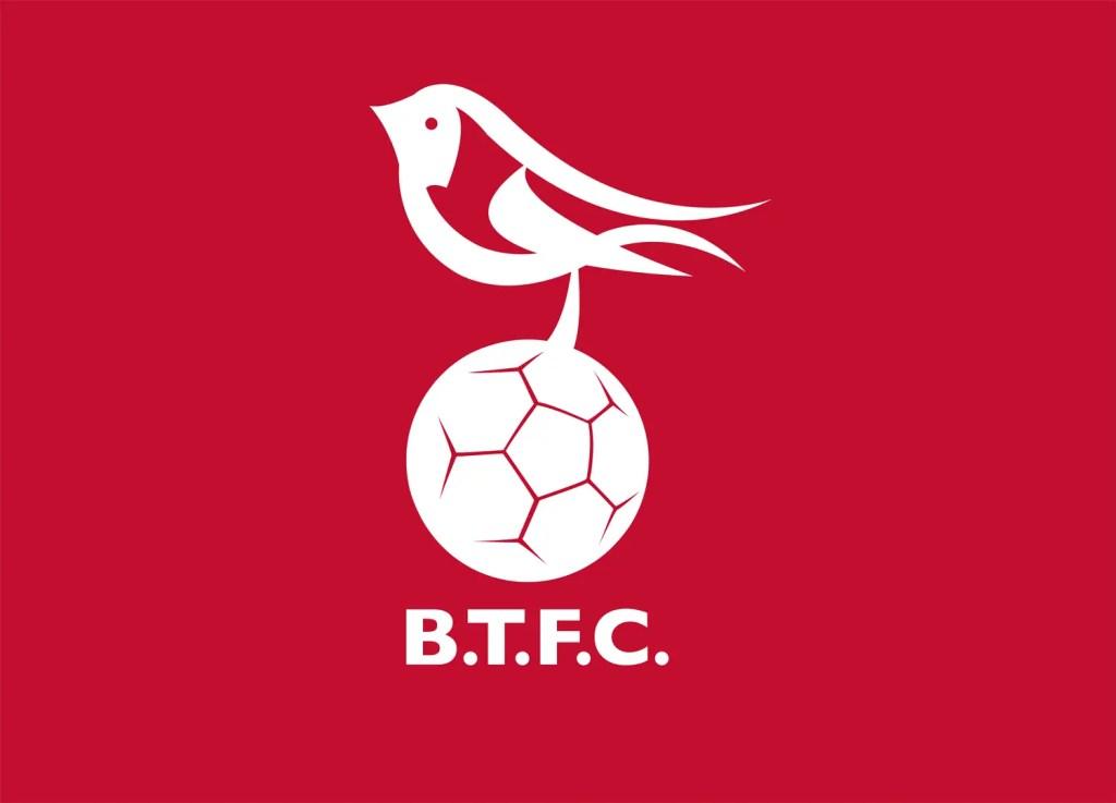 Bracknell Town Football Club logo