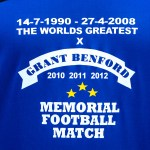 5 images from the Grant Benford Memorial Match at Larges Lane
