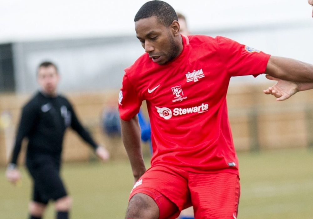 Binfield seal return of FA Vase winner Jemel Johnson
