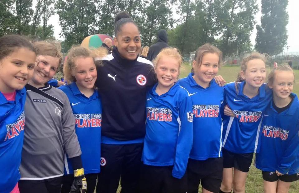 Bracknell Town's new girls teams enjoy summer tournament success