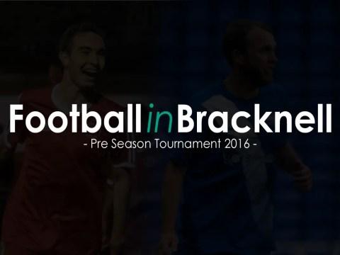 Ascot, Binfield, Bracknell and Wokingham take part in pre season tournament