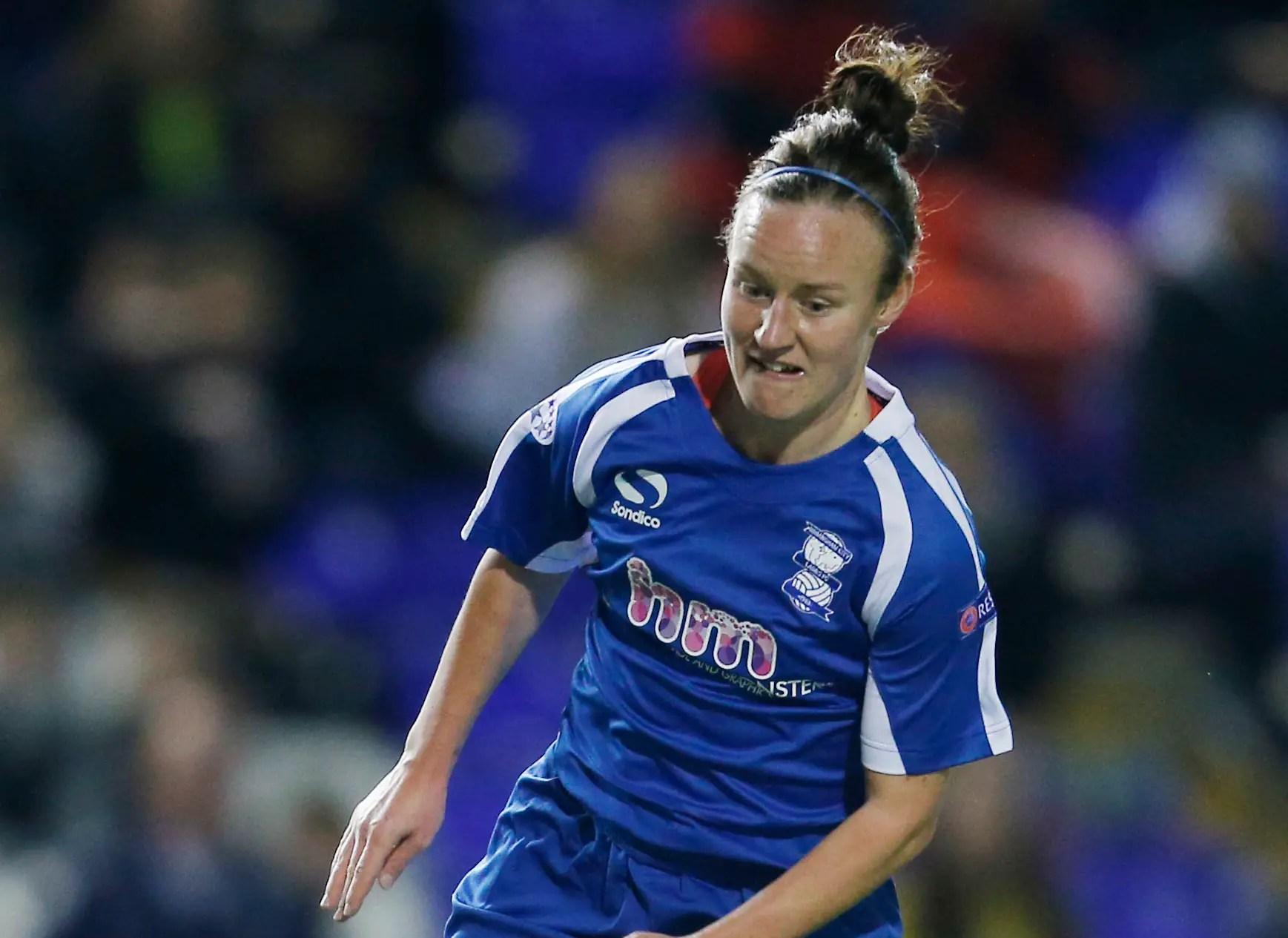 Reading FC Women deadline day signing is midfielder Remi Allen