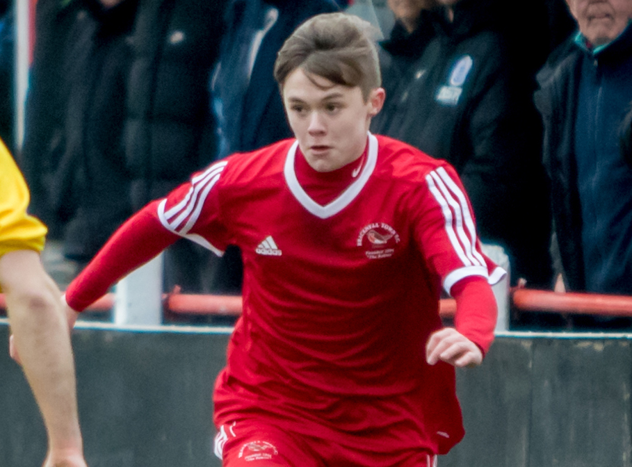 Bracknell Town's George Lock announces Larges Lane departure