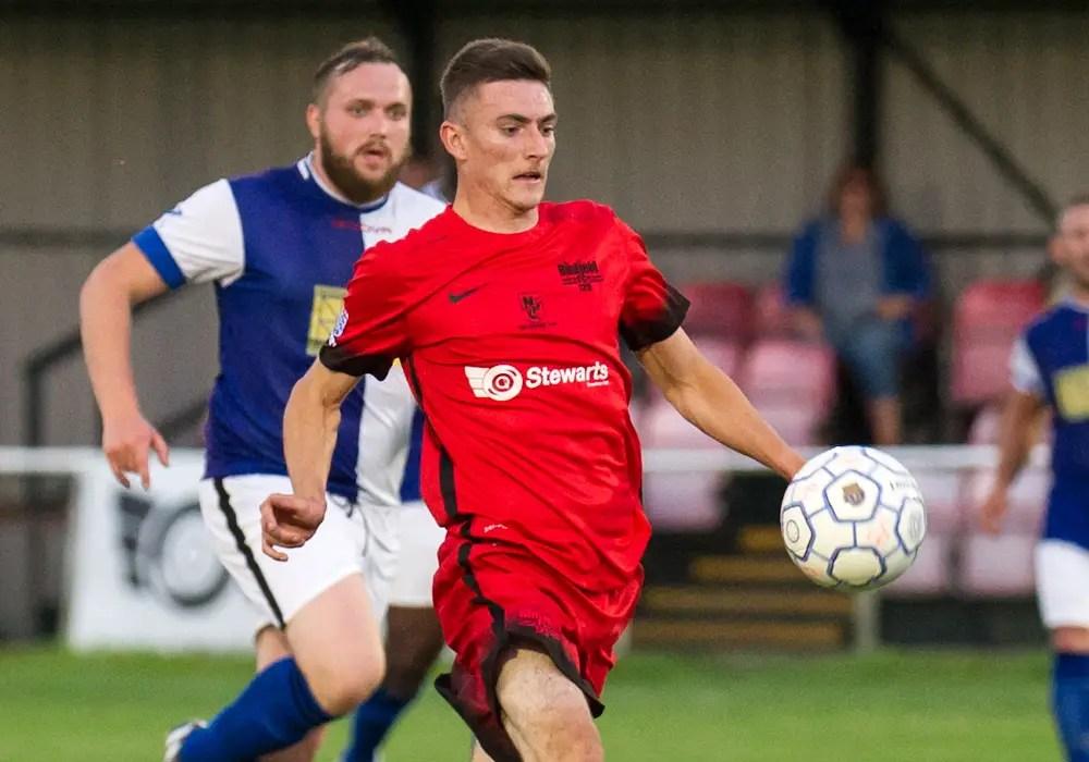 Binfield FC add impressive midfielder to ranks for 2016/17 season