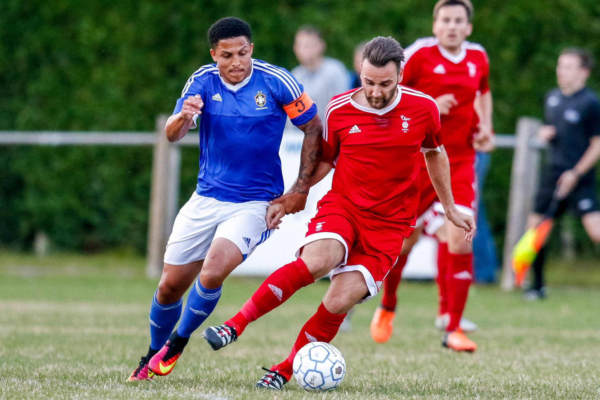 Hellenic Prem: Adam Cornell gets Bracknell Town FC back on track