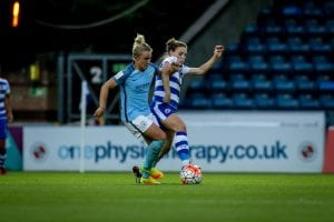 Reading FC Women vs Manchester City WOmen