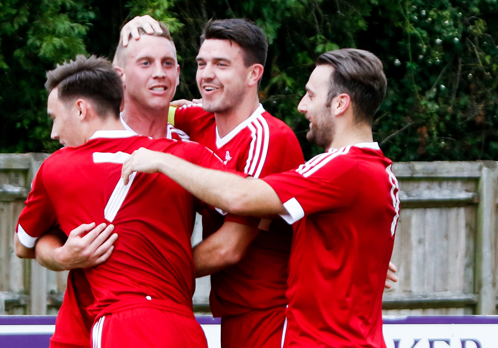 Crowds, goals and a home away from home – Bracknell Town vs Binfield in the FA Vase tonight
