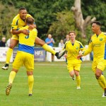 Ascot United 2 Tonbridge Angels 2: Yellamen one kick from history
