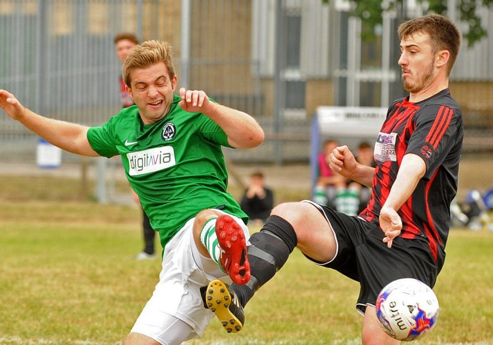 Berks County FC favourites in Thames Valley League Premier clash