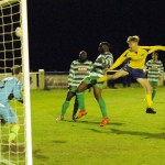 10 great images from Ascot United's Floodlit Cup win