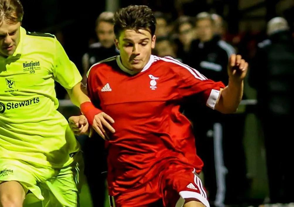 Seb Bowerman inspires ANOTHER Bracknell Town comeback, Sandhurst Town shock Premier side