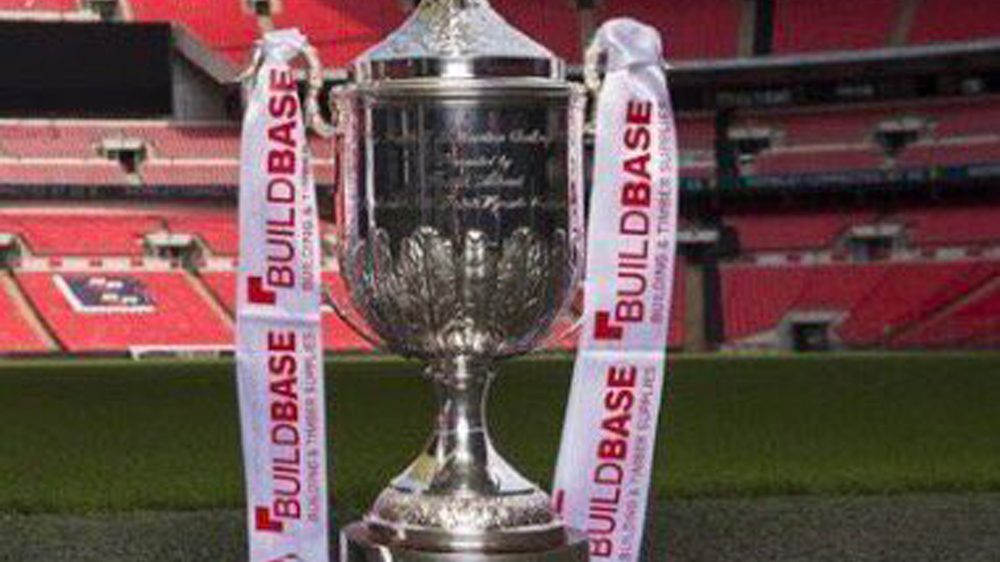 All the 2019/20 Buildbase FA Vase round dates