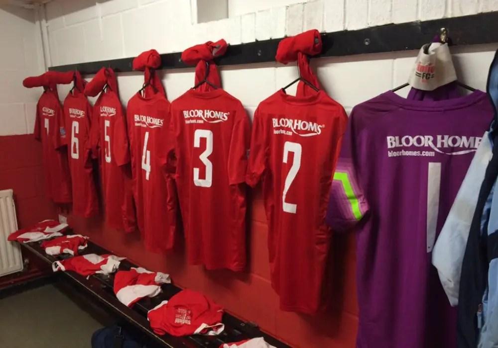 Binfield FC 7 Cove FC 0: Toby Illingworth hat-trick sends Moles on their way
