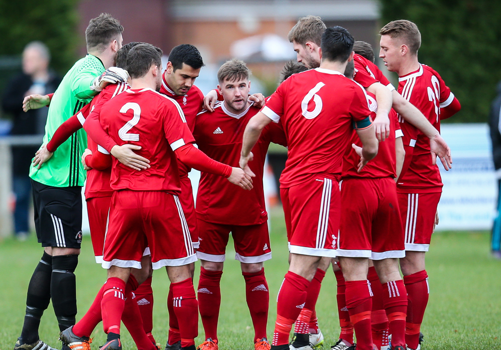 Frozen pitch ends Bracknell Town's trip to Ardley