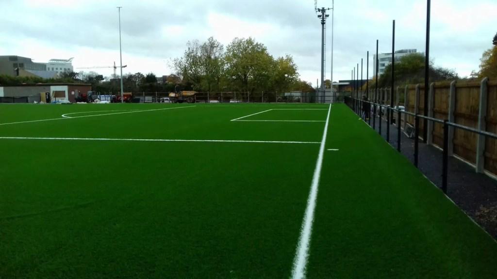 Bracknell Town PASS Hellenic League ground inspection