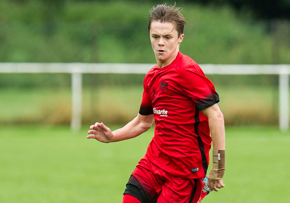 George Lock makes Bracknell Town return after Binfield loan