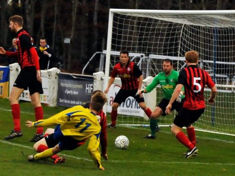 Ascot United announce 'feasibility study' on installing a 3G pitch at the Racecourse Ground