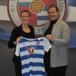 Holland captain Mandy van den Berg and the Reading Women to watch