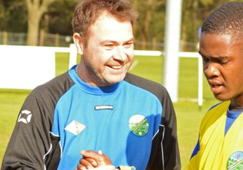 Ascot United's Paul McGrotty: 'We've got a point to prove to people'