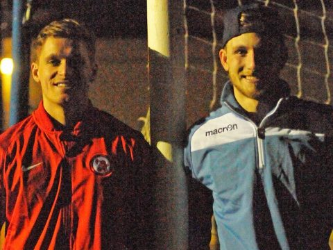The ex-Sandhurst Town brothers hoping to win international honours