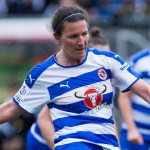Helen Ward announces future at Reading FC Women