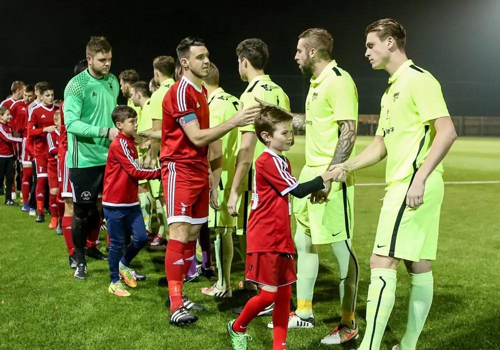 Binfield and Bracknell Town meet in pre season friendly