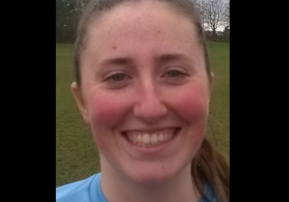 Hamblin and Haines ensure Woodley United Ladies make it eight straight wins