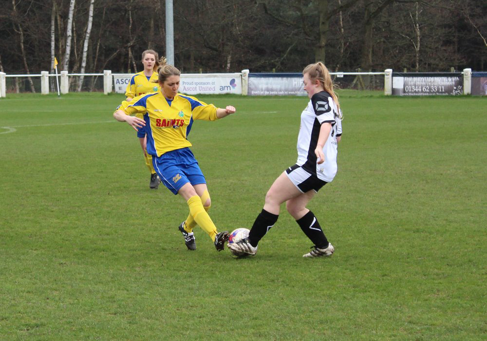 Top two awarded points in Southern Region Women's League promotion race