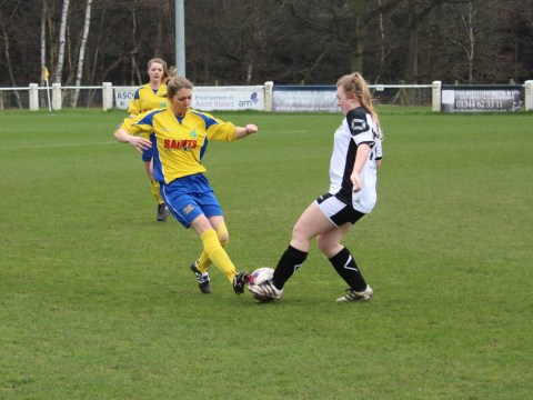 Top two awarded points in Southern Region Women's League promotion race