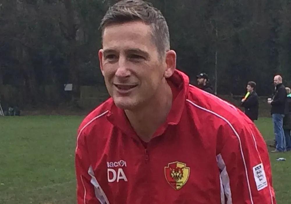 Pinewood FC's Dean Allen receives 'Volunteer of the Season' nomination