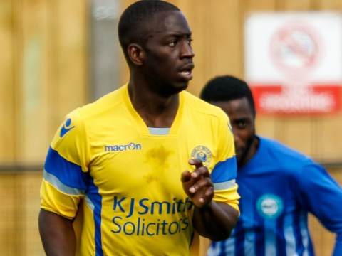 Idris Kamara talks Hellenic League strikers, awards and plans for 2018/19