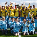 Everything from Woodley United's Berks & Bucks County Cup Final win