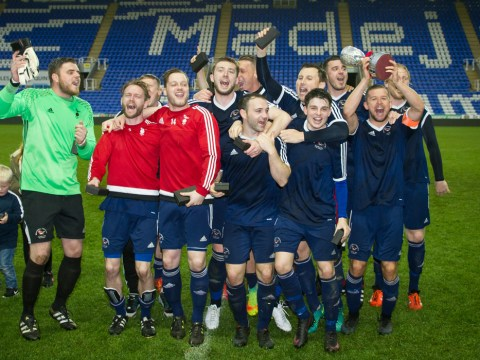 Bohane and Senussi strike as Bracknell Town see off Binfield to lift Reading Senior Cup