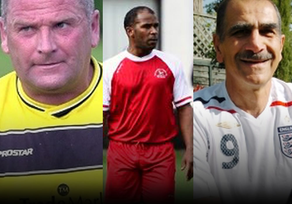 The oldest footballers in Bracknell – an incomplete list