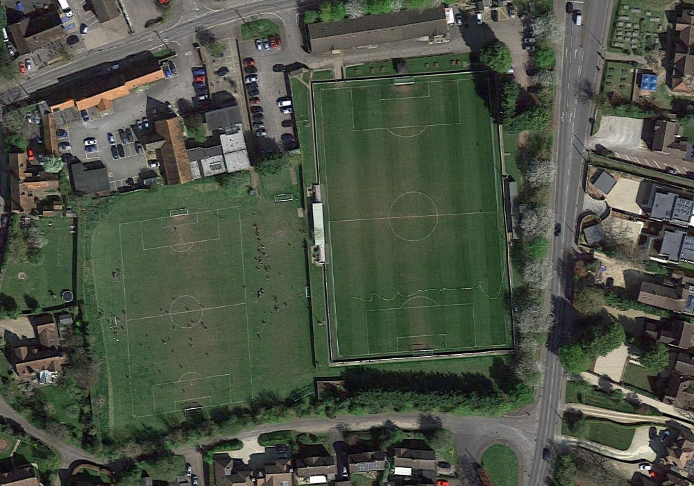 Guide to Abingdon United FC and Northcourt Road
