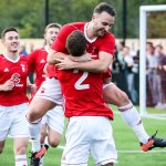 Highworth Town and Bracknell Town maintain 100% records