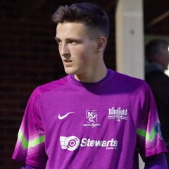 Charlie York helps get Binfield Reserves off to a flyer in Suburban League opener